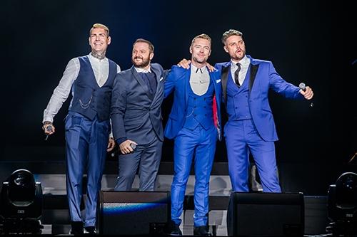 ที่สุดแห่งความประทับใจ กับคอนเสิร์ตแห่งความทรงจำ Boyzone BZ20 THE ANNNIVERSARY TOUR