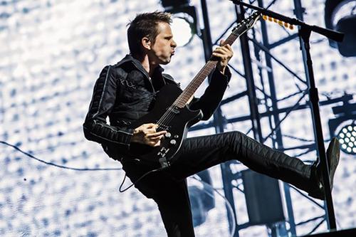 Muse ร็อคสุดตัว! เล่นปิดท้าย Rock Werchter Festival ที่เบลเยี่ยม