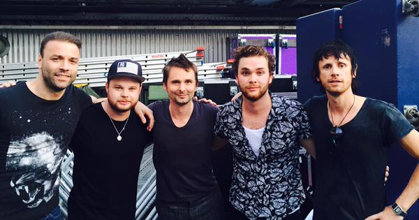 Muse ปะทะ Royal Blood ใน Drones World Tour คืนนี้!