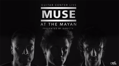Guitar Center ปล่อย Live เพลง Uprising ให้ชม ก่อนร็อคเต็มโชว์วันที่ 10 กรกฎาคมนี้!