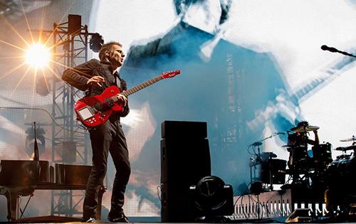 Muse เปิดมินิคอนเสิร์ตสุดสัปดาห์! ใจกลางเมืองฝรั่งเศสที่ Main Square Festival