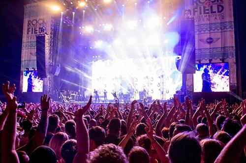 Muse จัดหนัก! ครบรอบสิบปี Rock-A-Field ที่ Luxemberg