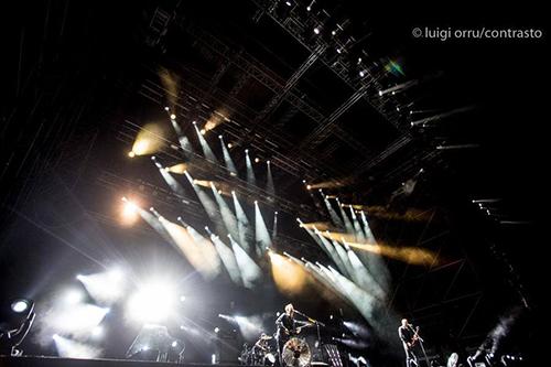 การกลับมาอีกครั้งที่โรม! Muse บนเวที Rock In Roma 2015
