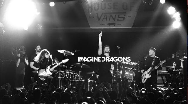 Imagine Dragons บินลัดฟ้าเปิดตัว Smoke+Mirrors ฝั่งอังกฤษช่วงต้นปี 2015