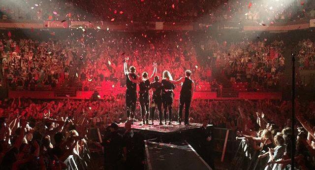 เตรียมพร้อมบุกเอเชีย! Imagine Dragons ปิดท้ายโชว์ Smoke+Mirrors Tour ที่อเมริกาเหนือเรียบร้อย!
