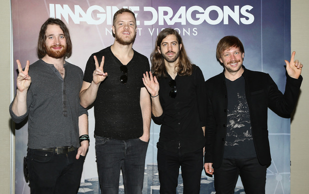 Imagine Dragons ร่วมเป็น Musical Guest คนแรกใน Up Late with Miss Piggy!