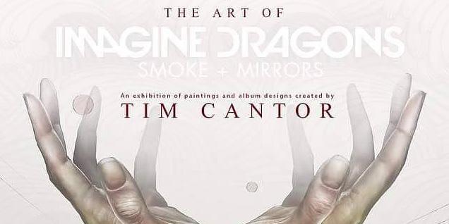 Imagine Dragons เผยเตรียมพร้อม! พบกับอาร์ตแกลอรี่สามมิติใน Smoke+Mirrors Asia Tour