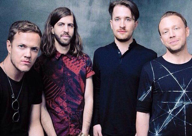 Slavery to the music: Imagine Dragons มังกรร่อนมาไทย