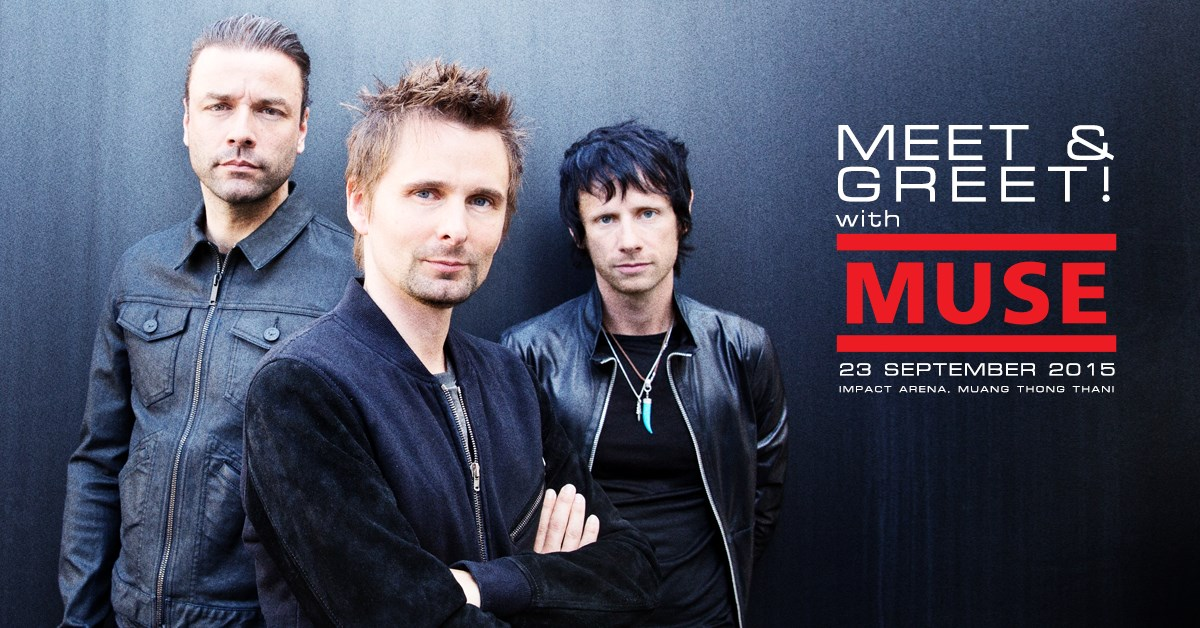 Meet & Greet! with MUSE