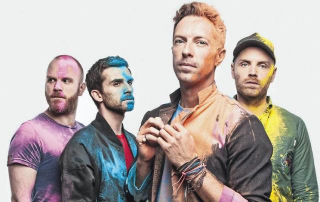 สิ้นสุดการรอคอย!! Coldplay เตรียมลุยจัดคอนเสิร์ต A Head Full of Dreams Tour ในประเทศไทย 7 เมษายน 2560
