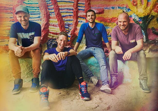Coldplay ขึ้นแท่นวงดนตรีที่มียอดสตรีมเพลงมากที่สุดในโลกบน Spotify กว่าห้าพันล้านครั้ง!!