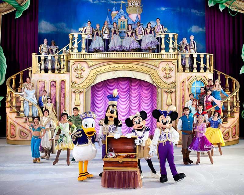 โปรโมชั่นและส่วนลด The Wonderful World of Disney On Ice!