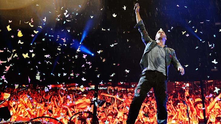 เปิดเซ็ทลิสต์ ซ้อมร้องตามก่อนมันส์ไปกับ Coldplay : A Head Full of Dreams Tour