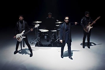 Sky Burning Stars [Official Music Video]