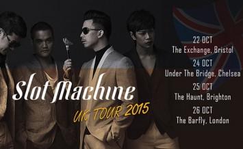 UK Tour 2015