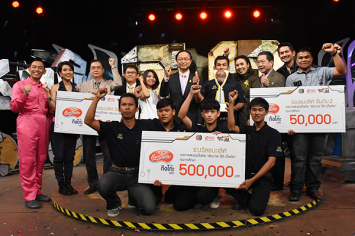 Nakhon Pathom Technical College wins Bt500,000 in innovation contest celebrating 10th Anniversary of Brainchild