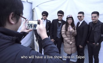Taiwan Tour Diary 2016 Part1