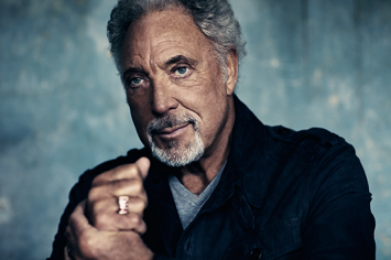 Cancellation Announcement of Tom Jones Live