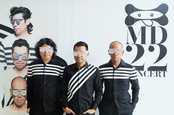 Moderndog 22 – band announces spectacular concert to celebrate two decades in music- 15 October at Impact Arena