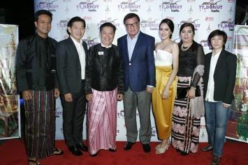 """วงการหนัง """"เมียนมา"""" คึกคัก!! บริษัทยักษ์ใหญ่ดึงไทยร่วมงาน เตรียมขยายตลาดสู่ไทย"""