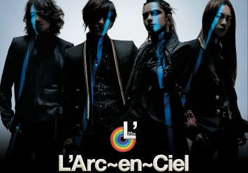 """เตรียมพบกับคอนเสิร์ตสุดอลังการของวงร็อคตัวพ่อ """"L'Arc-en-Ciel 25th Anniversary LIVE""""  วันอาทิตย์ที่ 9 เมษายน 2017 ถ่ายทอดสดตรงจากโตเกียวโดม"""