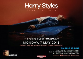 HARRY STYLES LIVE ON TOUR - 56 NEW DATES ADDED TO HIS SOLD-OUT WORLD TOUR