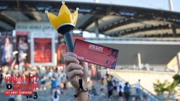 """""""โทฟูป๊อป เรดิโอ"""" พาชาววีไอพี ไปชมคอนเสิร์ตทัวร์แรก ของ """"จี-ดรากอน"""" ที่เกาหลีใต้ เรียกพลังก่อนฟินกับคอนเสิร์ตในไทย"""