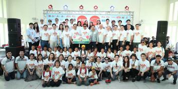 BEC-Tero Care brings joy to Ban Tawan Mai for 7th year