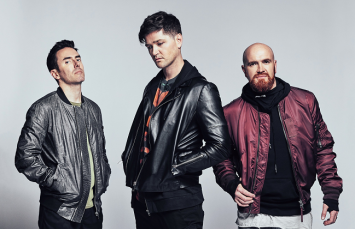 THE SCRIPT ANNOUNCE THEIR BANGKOK SHOW &  SCORE THEIR FOURTH UK #1 ALBUM