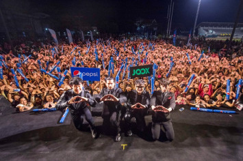 """PEPSI และ JOOX"" จัดชุดใหญ่...นำทัพศิลปิน BEC-Tero Music มอบความสนุกซ่าถึงมหาลัยฯ ทั่วประเทศ"