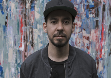 Mike Shinoda of Linkin Park brings Post Traumatic Tour to Bangkok on August 9, 2018