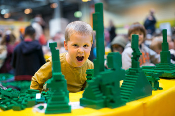 For the first time in Southeast Asia, experience the amazing BRICKLIVE: Built for LEGO Fans only in Bangkok