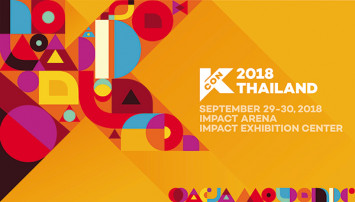KCON, THE WORLD'S LARGEST CELEBRATION OF K-CULTURE IS COMING TO THAILAND FOR THE FIRST TIME
