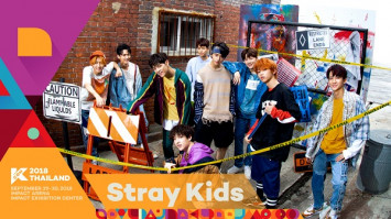 Stray Kids-SUNMI-THE BOYZ- TheEastLight. ADDED TO KCON 2018 THAILAND LINE-UP