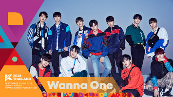 CHUNG HA - fromis_9 - MONSTA X - Wanna One further ignite blazing fever for K-Pop in Thailand