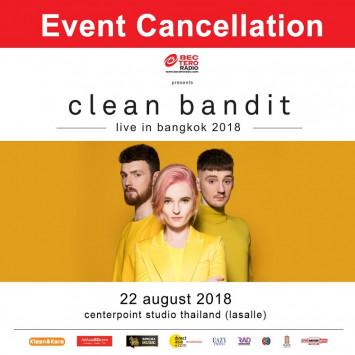 Event Cancellation Announcement from BEC-Tero Radio