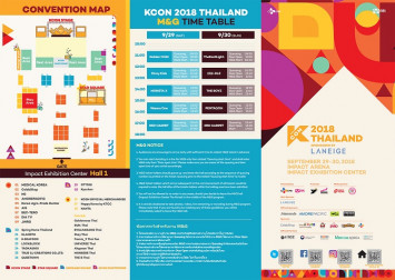 Marquee global K-Culture event to showcase a full range of interactive Convention programs for K-Pop fans in Thailand