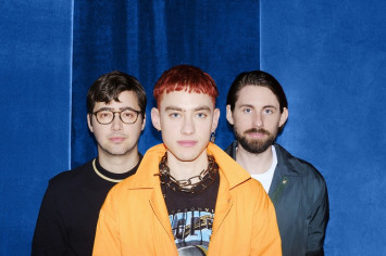 The British synth-pop band Years & Years  To welcome Thai fans inside their universe     for the first time on 1 March 2019  at GMM Live House, CentralWorld