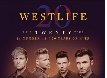 Record-setting boy band Westlife to hold   a concert to remember in Thailand with  Westlife The Twenty Tour