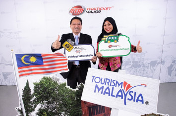 Tourism Malaysia aggressively promoting Ipoh and Kota Kinabalu to Thai tourists