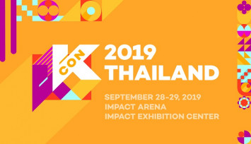 KCON 2019 THAILAND - the World's Largest K-Culture convention - returns to Bangkok bigger and better!