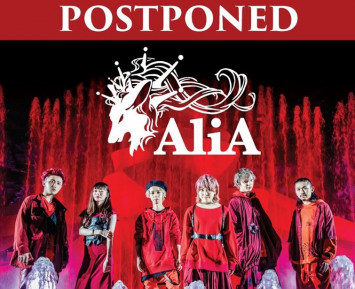AliAliVe2020 Around the World -Re:AliVe- ASIA TOUR Has Been Postponed to June 2020. Bangkok new show date is on 11 June.
