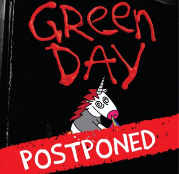 Green Day's Asia Tour Postponed