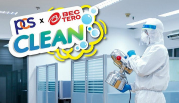 BEC-Tero joins hands with PCS to launch hotline for disinfection service
