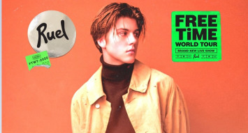 Ruel Free Time World Tour Live in Bangkok 2020 Cancellation